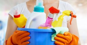 cleaning tips to keep you healthy
