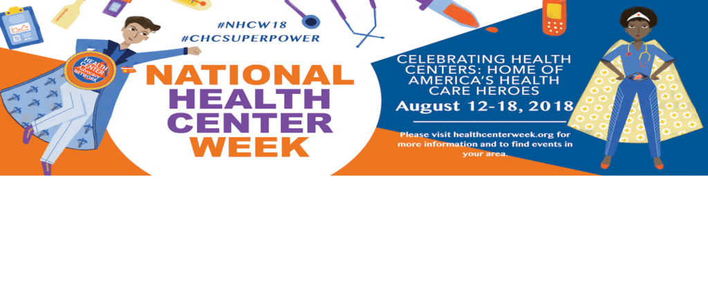 National Health Center Week