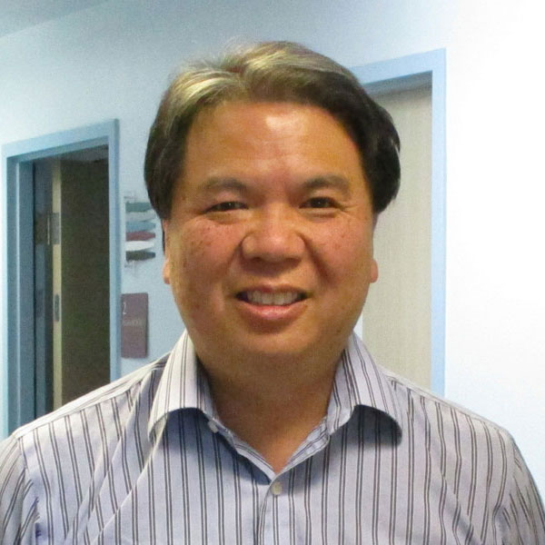 SIMON CHAN, MD