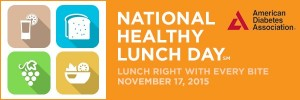 Healthy Lunch Day Image